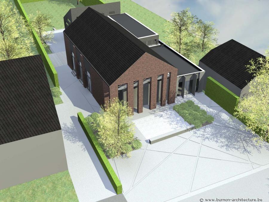 publics et écoles - Burnon Architecture