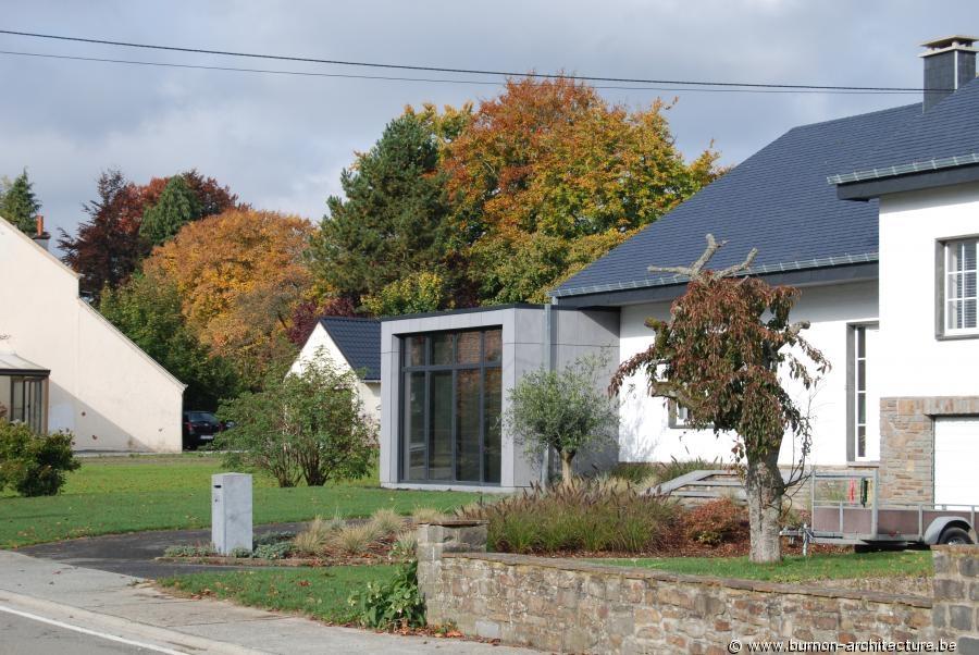 Design Contemporain Basse Nergie Et Passif Burnon Architecture