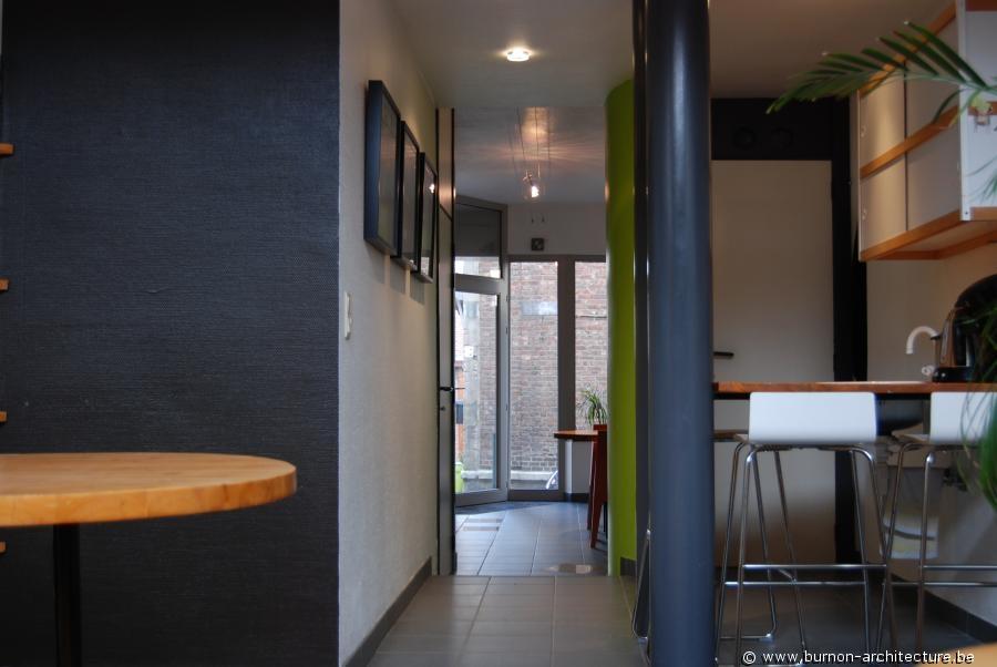 Et bureaux burnon architecture for Bureau d architecture