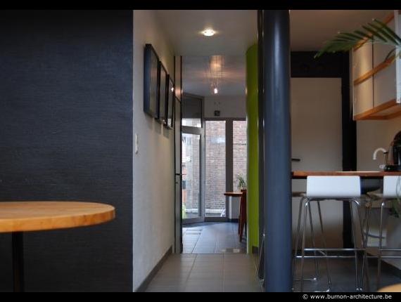 et bureaux burnon architecture. Black Bedroom Furniture Sets. Home Design Ideas